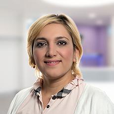 Mouna Darouish,<br> Zahnärztin