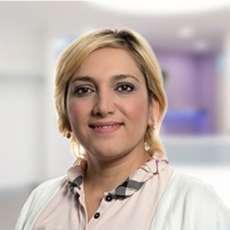 Mouna Darouish,<br> Dentist